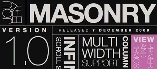 15. Masonry