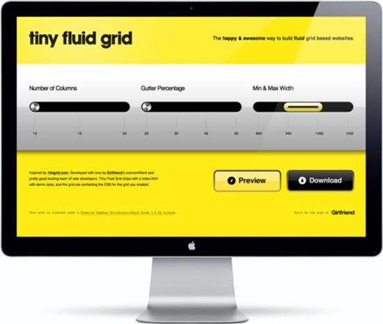 22. Tiny Fluid Grid