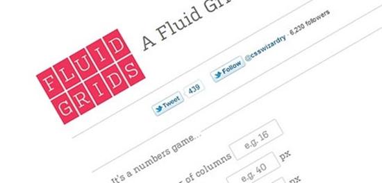 29. Fluid Grid Calculator