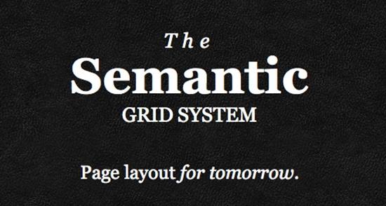 37. Semantic Grid System