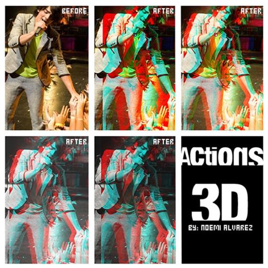 5. Action 3D