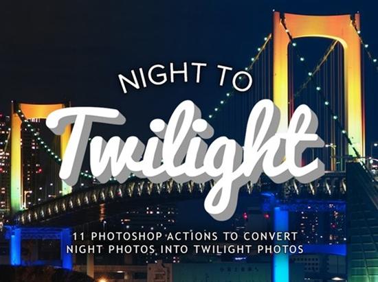 50. Night to Twilight