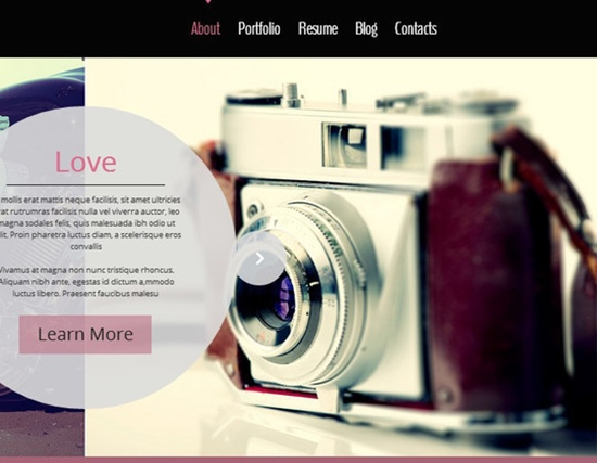 FreeHTML5CSS3Templates11