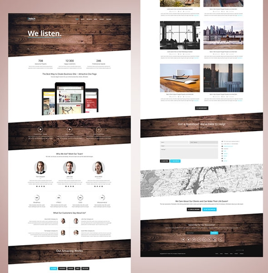 FreeHTML5CSS3Templates21