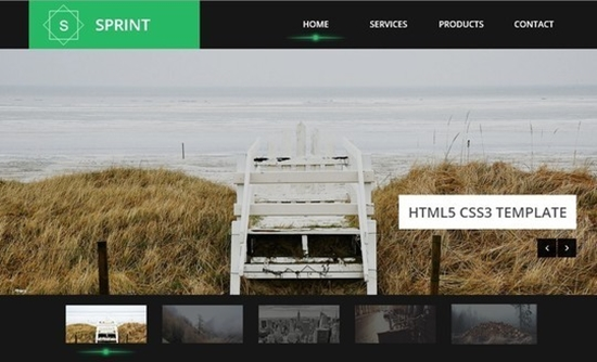 FreeHTML5CSS3Templates6