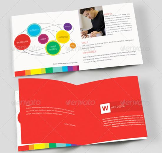 25 free brochure templates for Brochure template psd