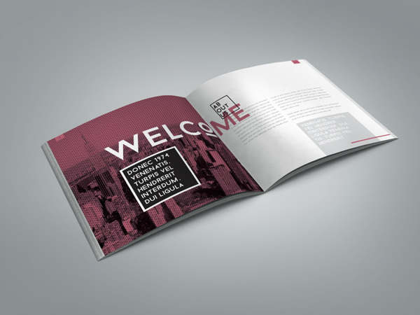 Free Brochure Templates - Brochure template photoshop free