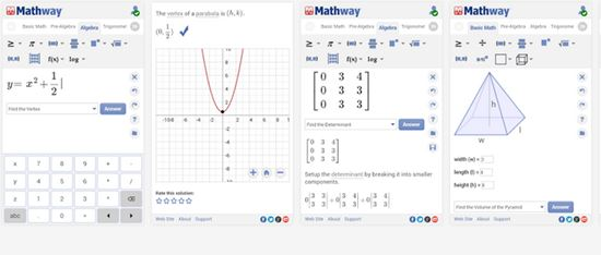 Mathway Mathway Careers on how graph, phone case,