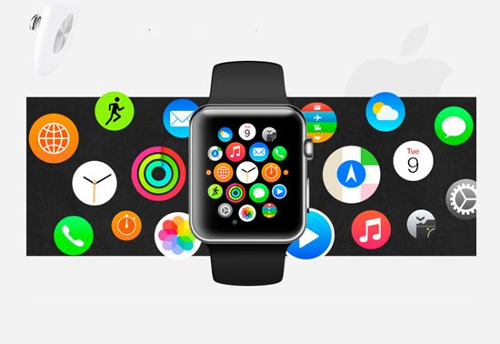 Apple Watch Free Screen Icons