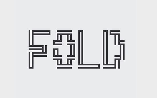 Fold Free Font