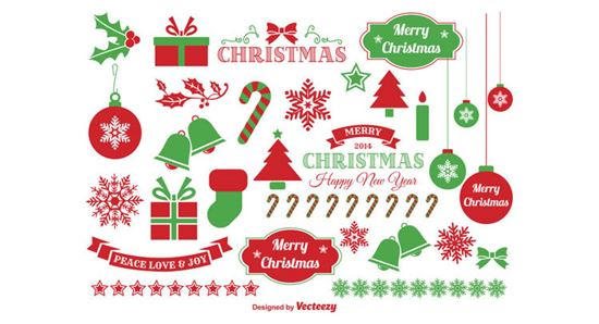 ChristmasVectorTemplates_3