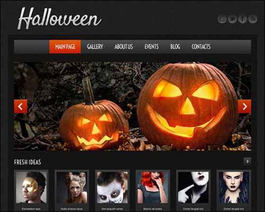 Halloween Portfolio