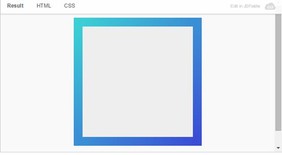 How To Create CSS Gradient Border Colors