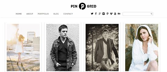 Pin Grid