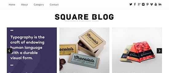 Square Blog