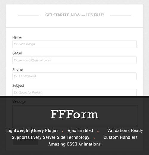 FFForm