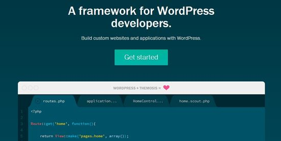 Themosis WordPress Framework