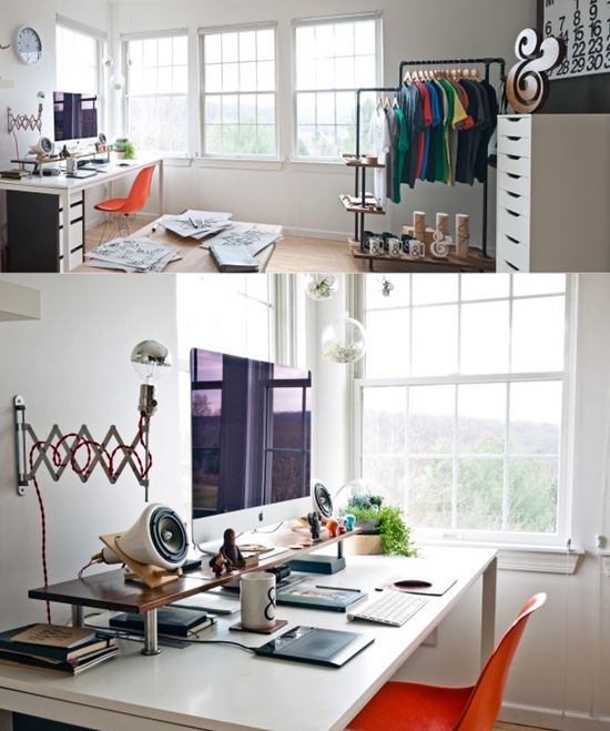 Workspace Interiors For Freelance