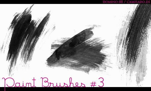 30 amazing free paint brushes photoshop