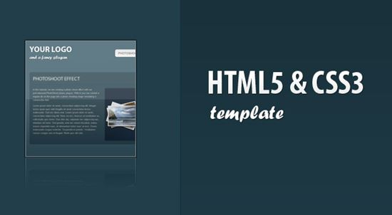 Coding CSS3 and HTML5 One-Page Website Template