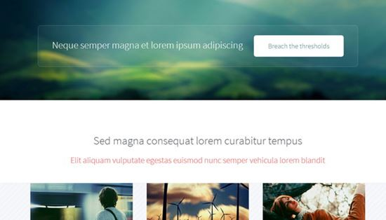 Telephasic – HTML5 Template