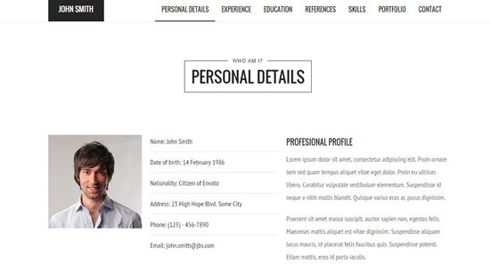 30 amazing wordpress responsive portfolio themes