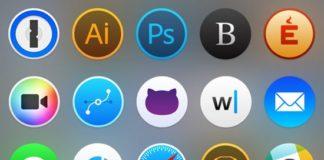 Yoios iOS 8 Inspired Icons for OSX Yosemite