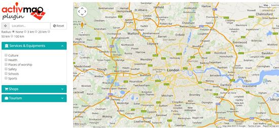 Activ'Map JQuery Plugin - Responsive GMaps