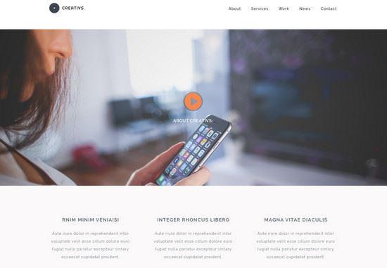 Free-HTML-CSS-Website-Templates-13