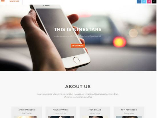 Free-HTML-CSS-Website-Templates-38