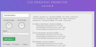 Gradient Animator