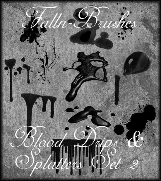 Blood_Splatter_Brushes_1