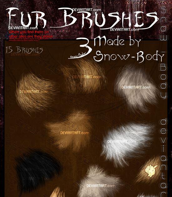 Fur-Photoshop-Brushes-3
