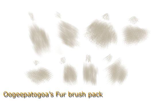 Fur-Photoshop-Brushes-30