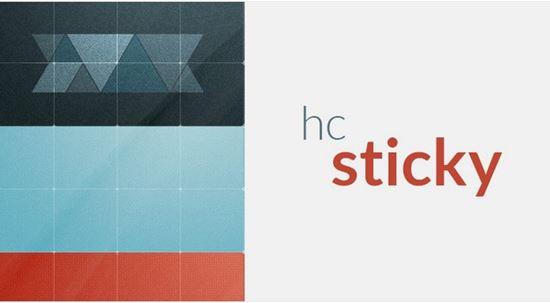 HC-Sticky
