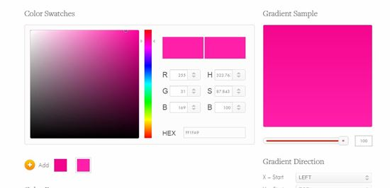Linear-Gradients