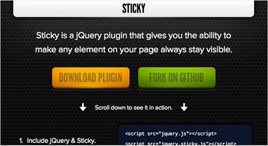 StickyJS