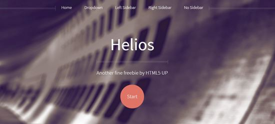 free html5 website templates-14