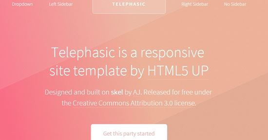 free html5 website templates-15