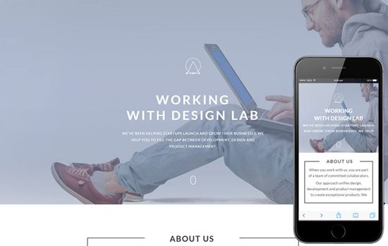 free html5 website templates-19