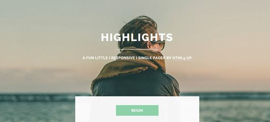 free html5 website templates-2