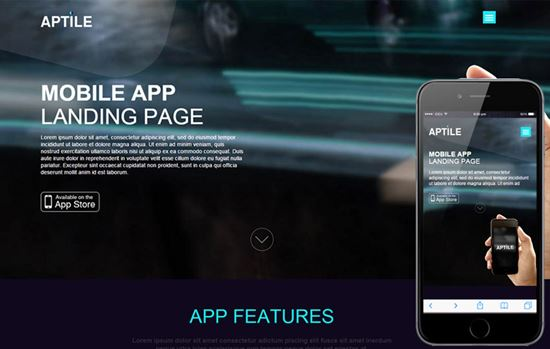 free html5 website templates-24