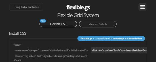 14) Flexible