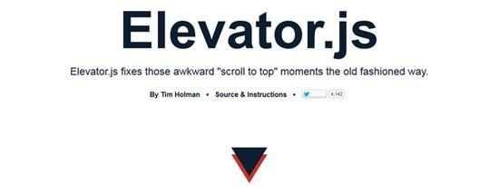 38) Elevator