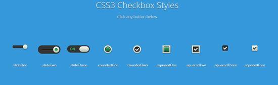 Checkbox Styles