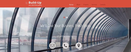 14) Corporate Free Responsive HTML5 Web Templates