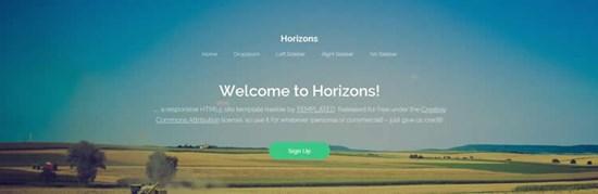 16) Horizons