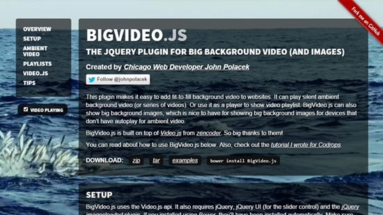 3) The BigVideo