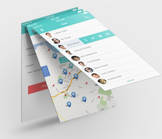 Free-Mobile-UI-Kits-26