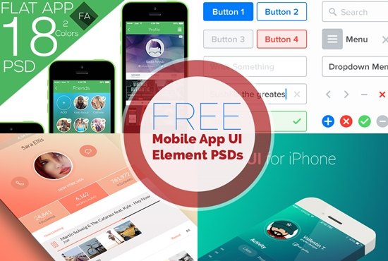 Free-Mobile-UI-Kits-8